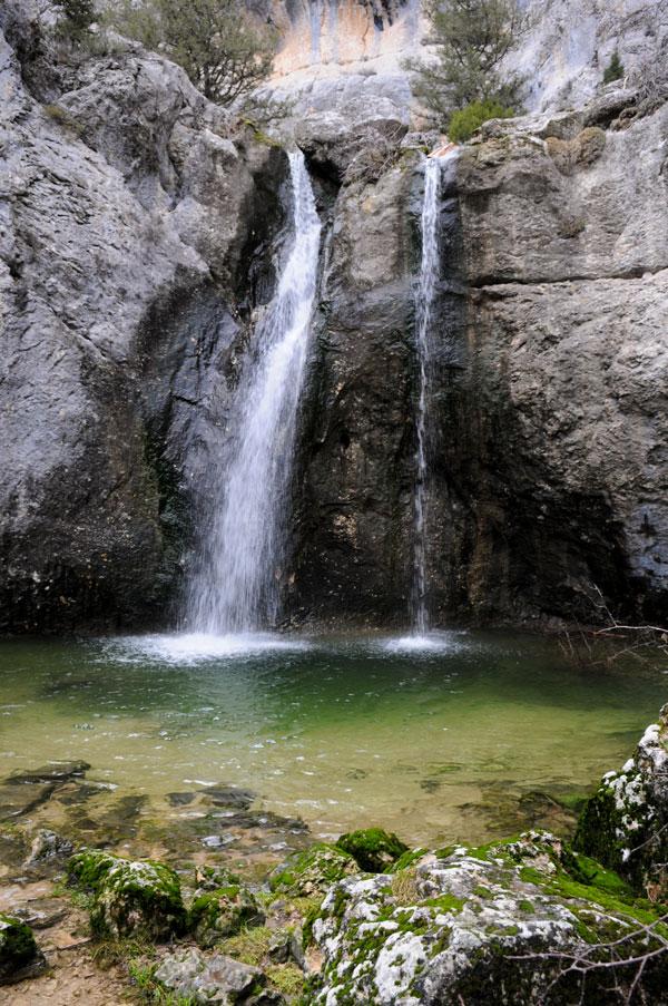 Ruta interpretativa guiada al monumento natural de La Fuentona
