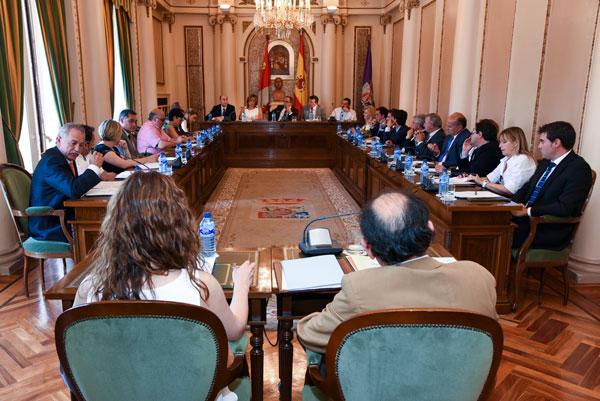 Ya se pueden presentar reclamaciones al presupuesto de la Diputación de 2016