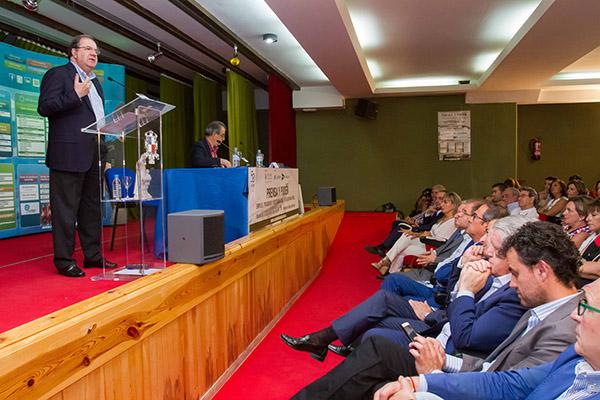 """Herrera reclama un modelo de financiación """"más justo"""""""