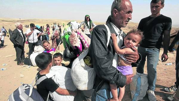 Soria, dispuesta a poner dinero y medios para acoger a refugiados sirios