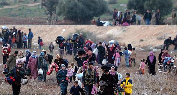 El Banco de Alimentos prestará su apoyo a los refugiados sirios