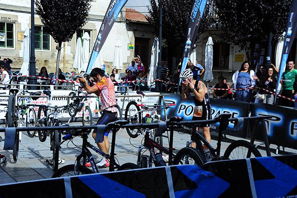Francisco Alonso y Yolanda Magallón vencen en la Covaleda Xtrem