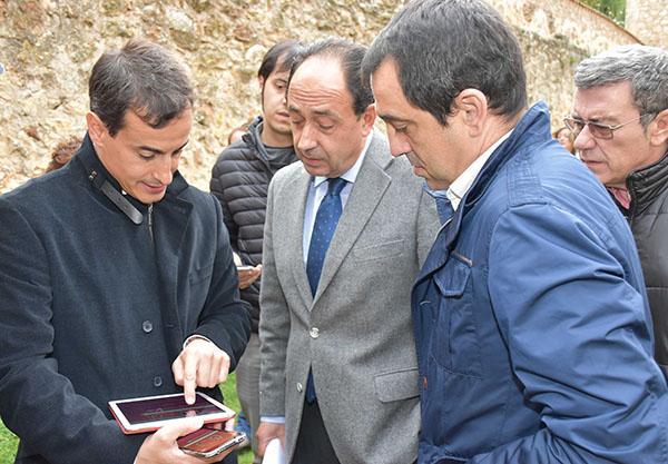 Una App para conocer y difundir el camino jacobeo castellano-aragonés en Soria