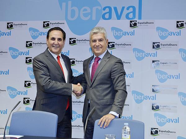 Iberaval y EspañaDuero facilitan a pymes y autónomos otros 32 millones para financiar proyectos