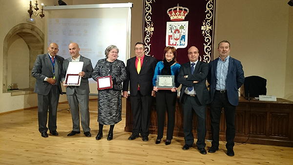 ASAJA Soria entrega sus premios Espiga y Tizón 2015