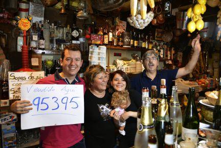 """""""El Niño"""" deja casi 12 millones de euros en premios en Castilla y León"""