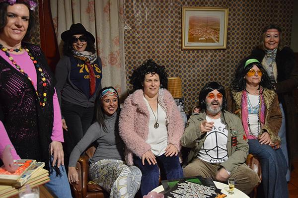 Noviercas regresa a los 70 con sus carnavales