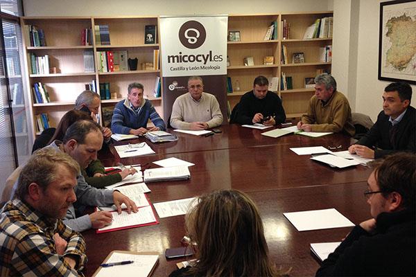"""La UGAM """"Montes de Soria"""" quiere conocer los pormenores de decreto regional de regulación micológica"""
