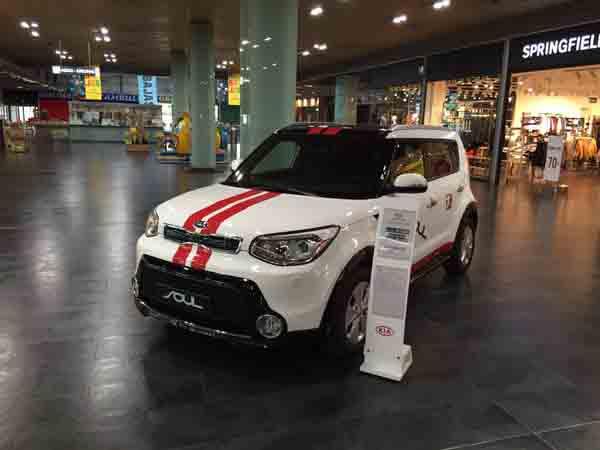 La Feria de Vehículos de ocasión cierra con éxito su cuarta edición