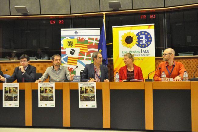 El Parlamento Europeo analiza el problema de la despoblación