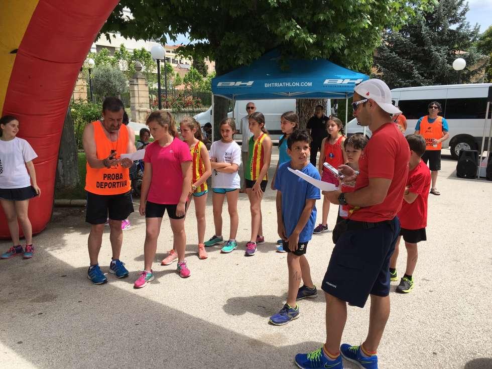 Soria corona a los nuevos campeones de España de biatlón