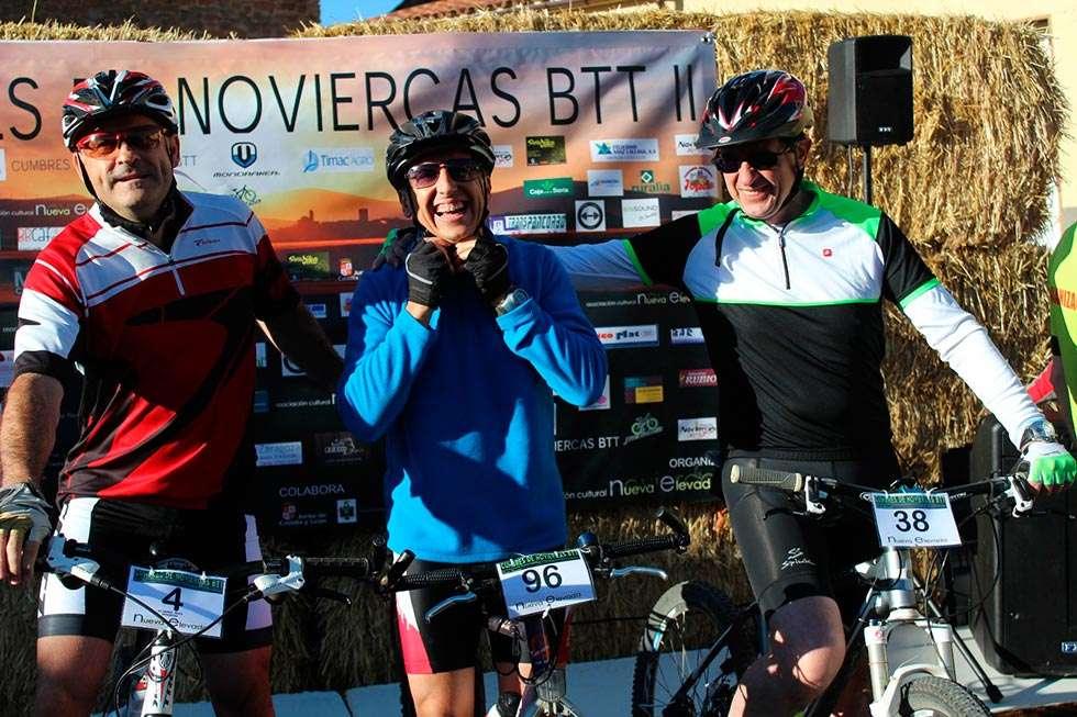 Noviercas organiza el 14 de agosto su III marcha ciclista de Montaña