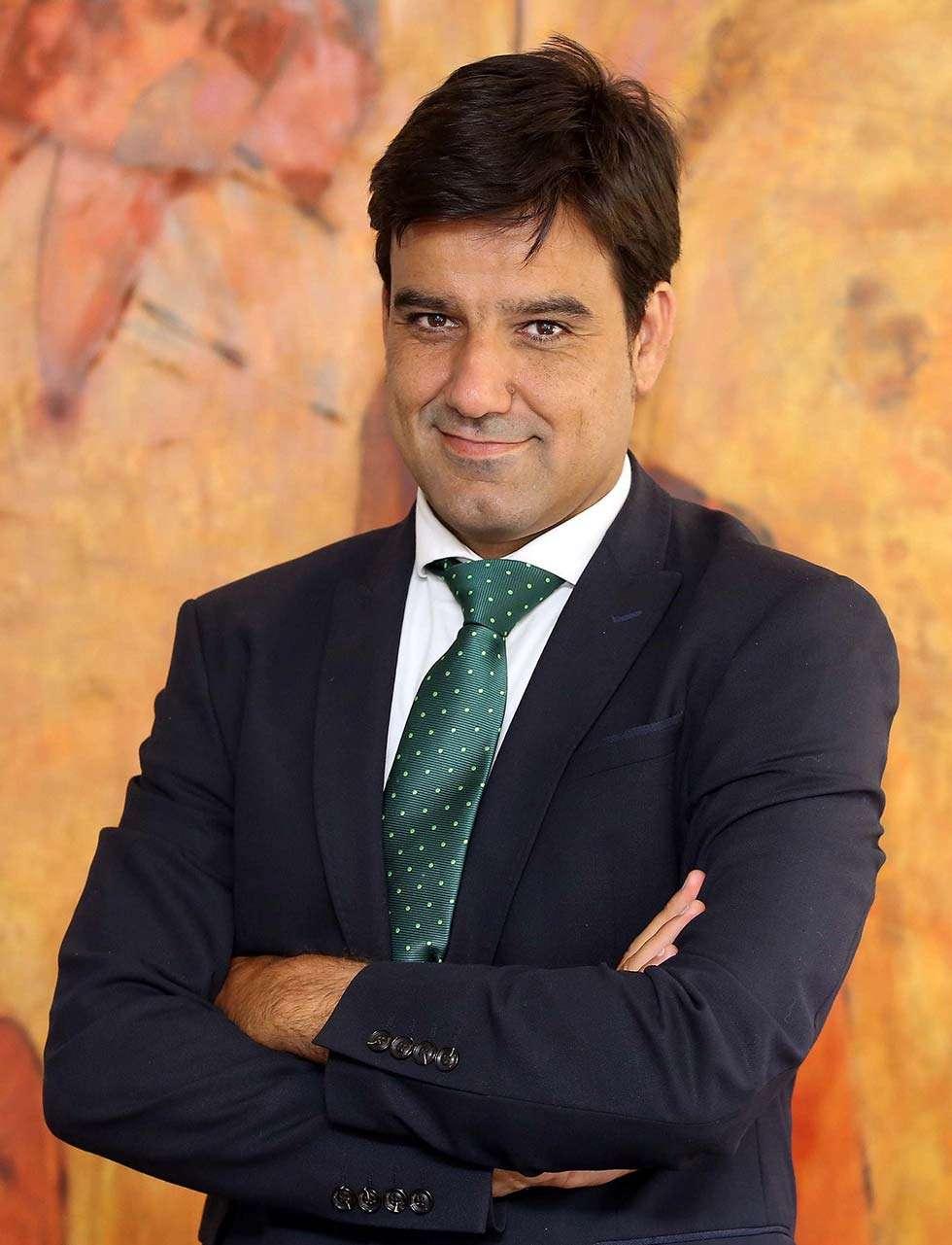 Manuel Rubio, nuevo director territorial de EspañaDuero
