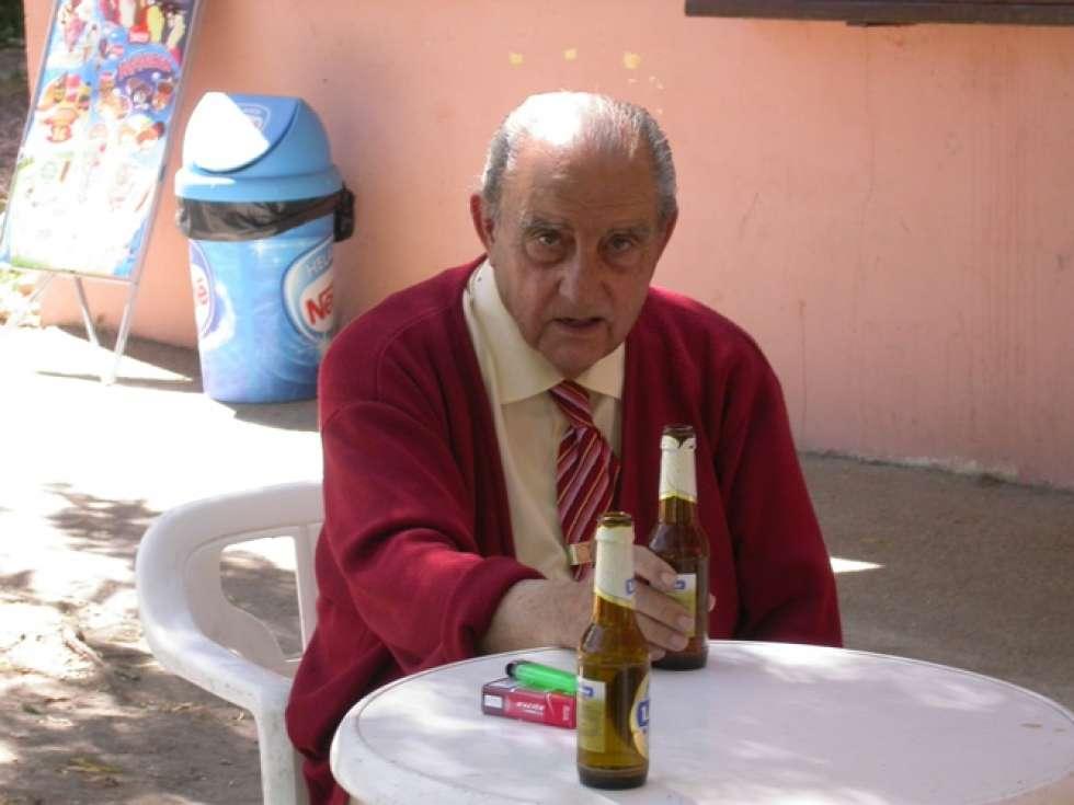 Fallece Gumersindo García Berlanga, todo un personaje