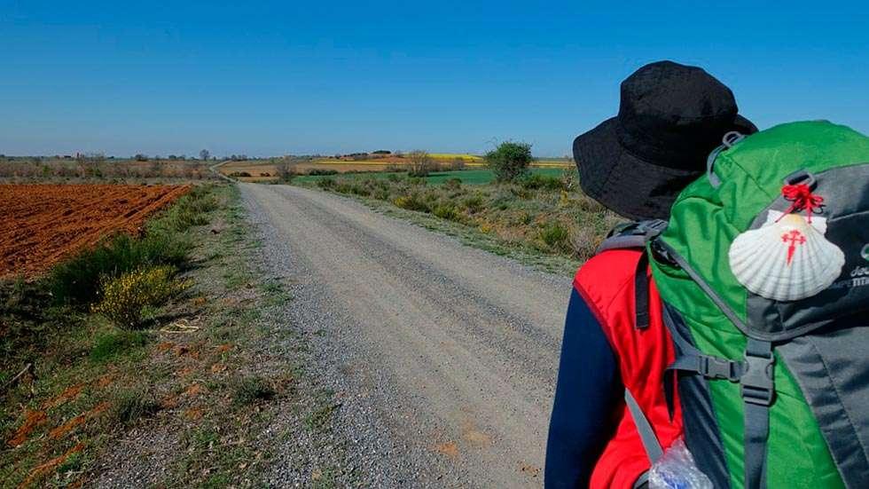 Crece el número de peregrinos que recorren el Camino de Santiago