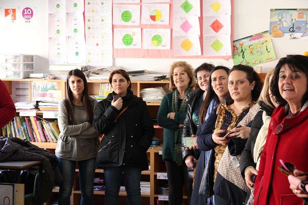 Treinta directivos de toda España aprenden el modelo educativo del Sagrado Corazón de Soria