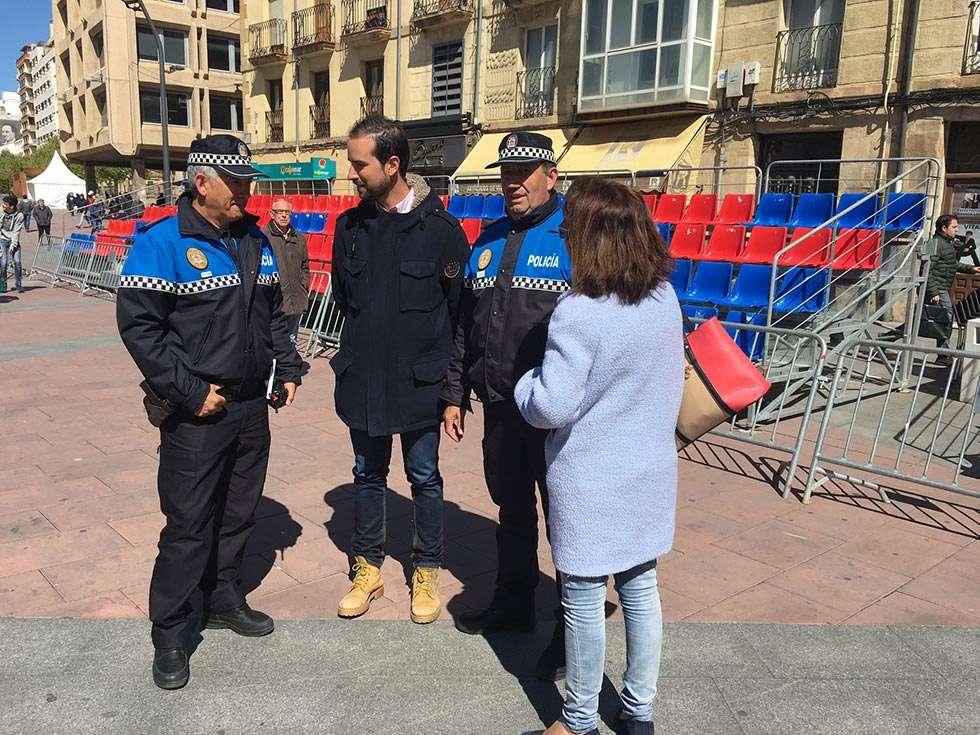 Más de cien efectivos de seguridad se movilizarán en el Europeo de Duatlón