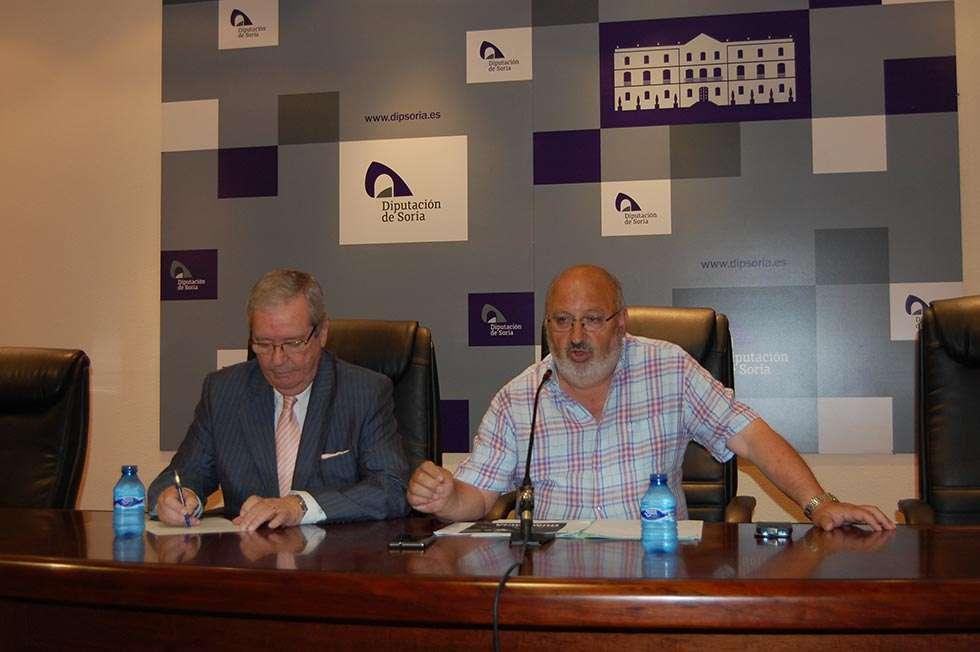 Las representaciones culturales de la Diputación colaboran con el Banco de Alimentos