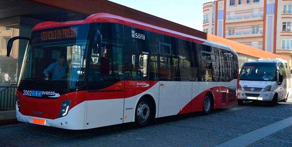 Servicio nocturno de autobuses durante las fiestas de San Juan