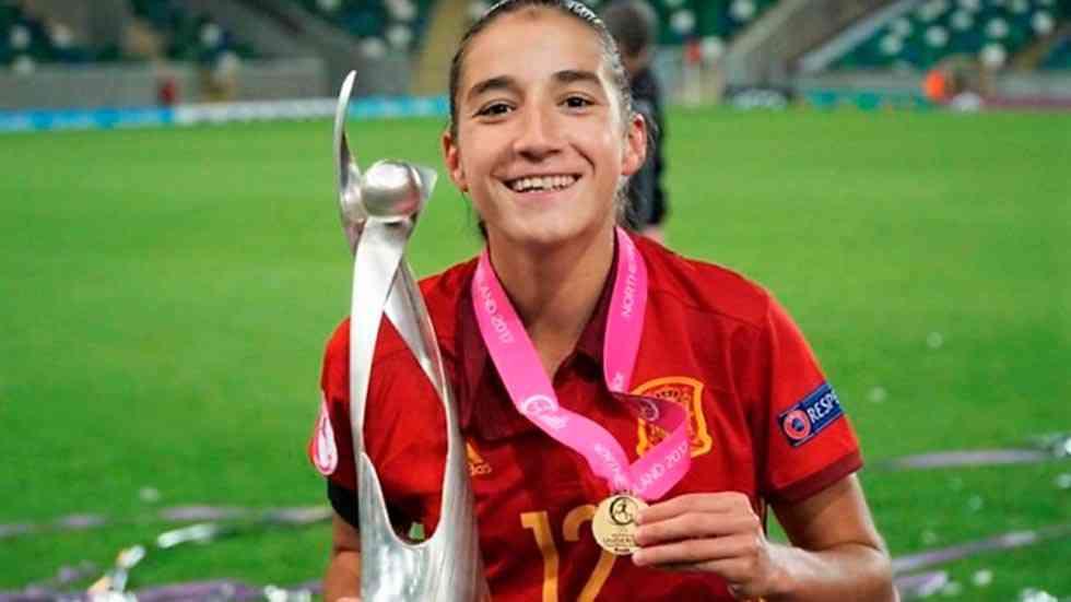 Lucía Rodríguez realizará el saque de honor en el Numancia-Almería