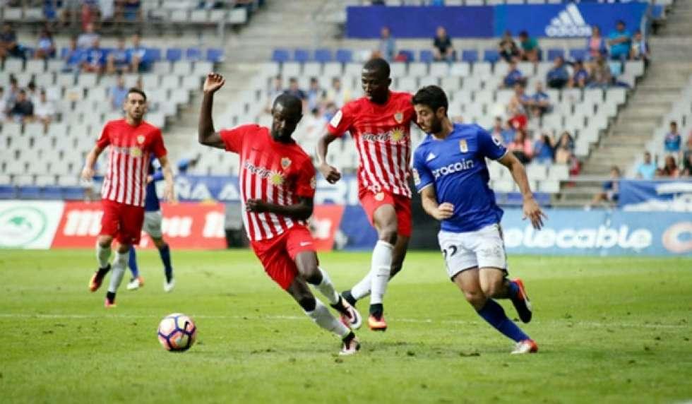 Pape Diamanka ya es jugador del Numancia