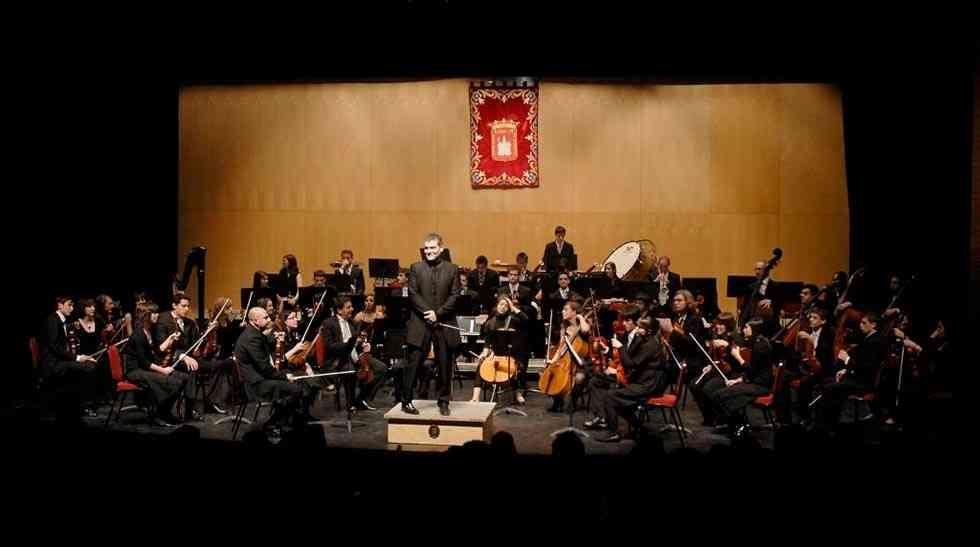 La JOSS completa la jornada musical del domingo en el Otoño Musical Soriano