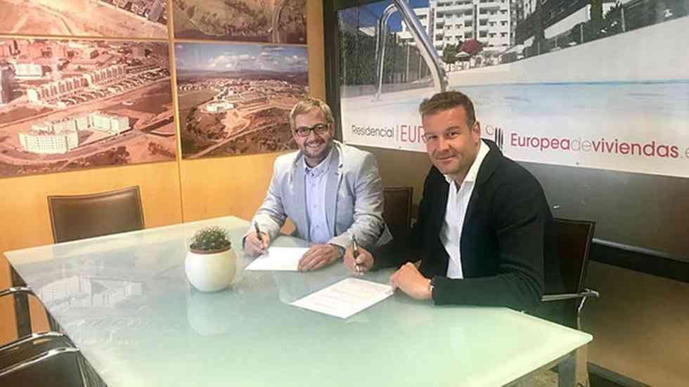 Europea de Viviendas renueva su apoyo a Río Duero Soria