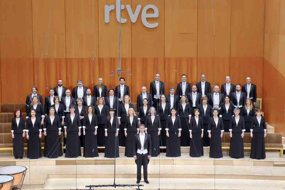 """El Coro de RTVE interpreta """"Tríptico soriano"""", basada en textos de Machado"""