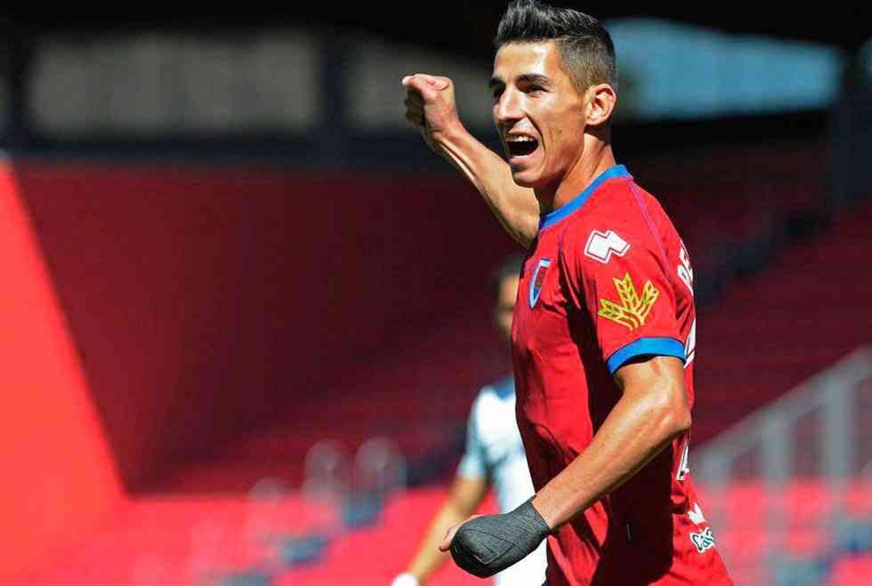 Pere Milla iguala un récord del último ascenso numantino a Primera