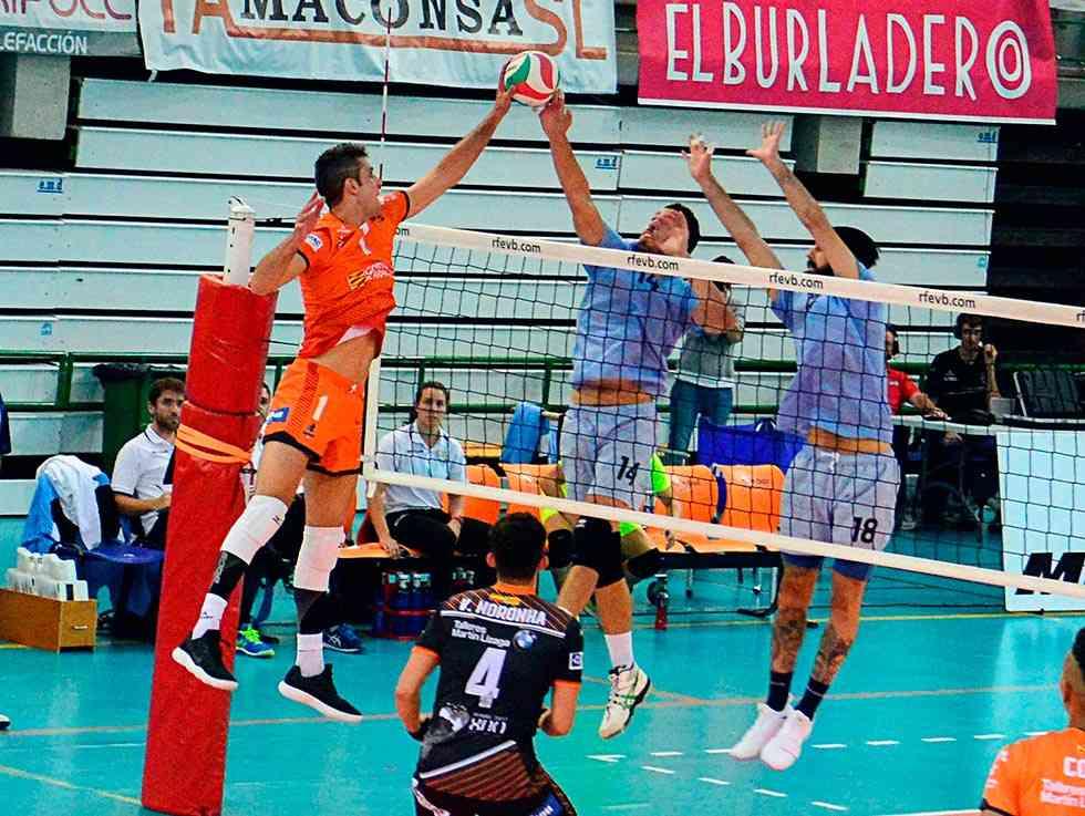 Intensa segunda jornada de la Superliga de voleibol