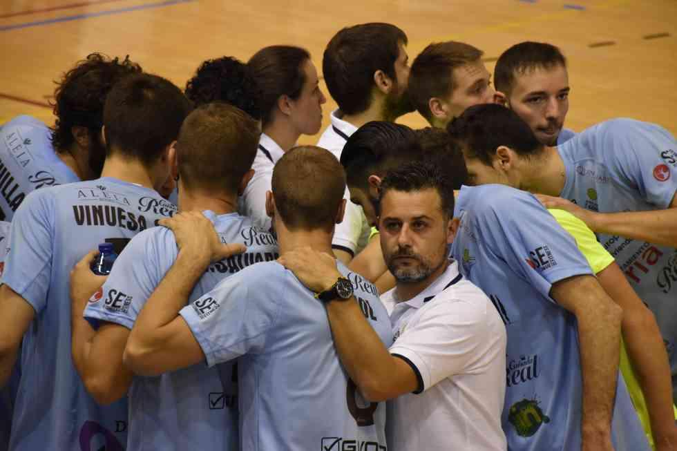 Río Duero Soria gana su primer partido de la temporada