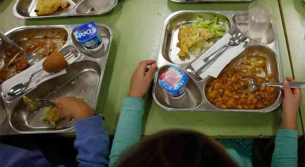 El 72 por ciento de los usuarios diarios del comedor escolar ...