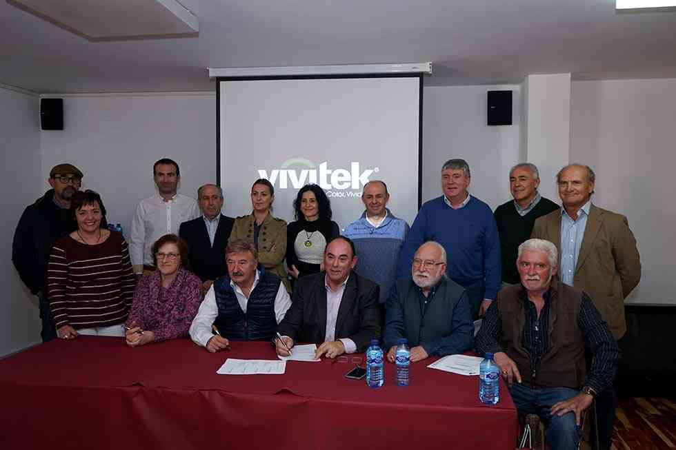 Presentado el primer proyecto de cooperación interterritorial de Grupos de Acción Local