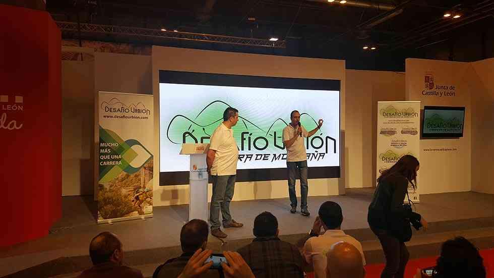La quinta edición de Desafío Urbión se presenta en FITUR