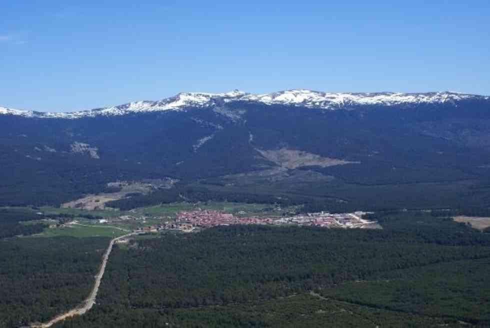 Duruelo, epicentro de la investigación de la biomasa