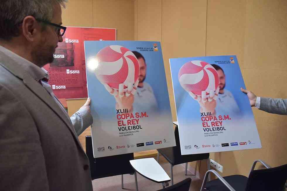 Río Duero Soria quiere que la Copa de S.M. El Rey sea una fiesta