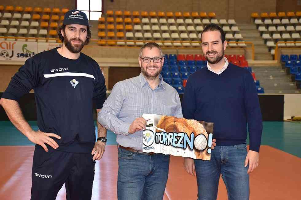 Soria, sede de la fiesta del voleibol nacional