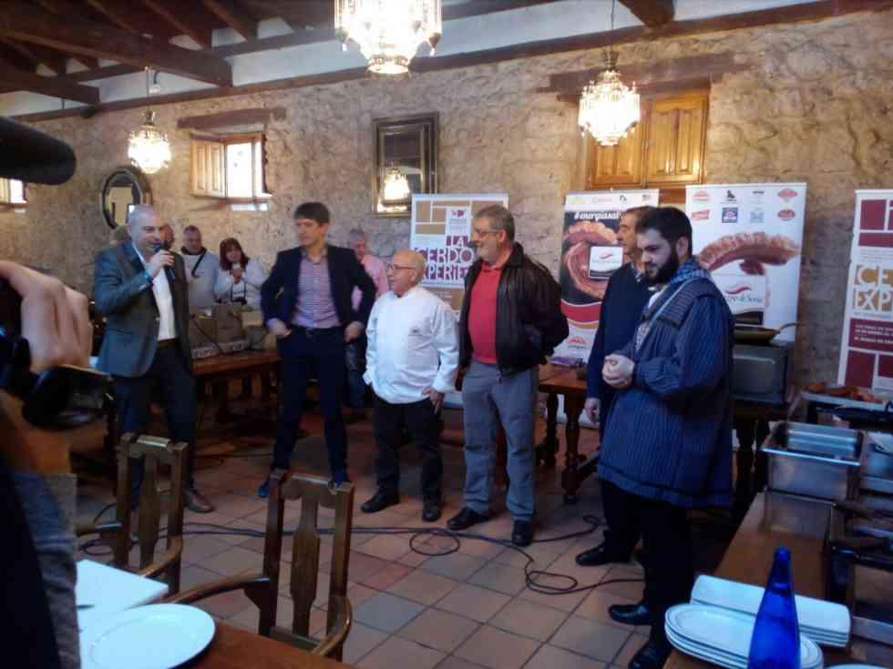 """""""El Mejor Torrezno del Mundo"""" se saborea en 2018 en Cueva de Ágreda"""