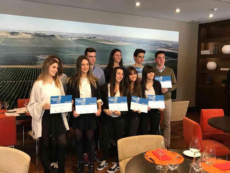 Alumnos del IES Castilla, ganadores del Premio Start Innova
