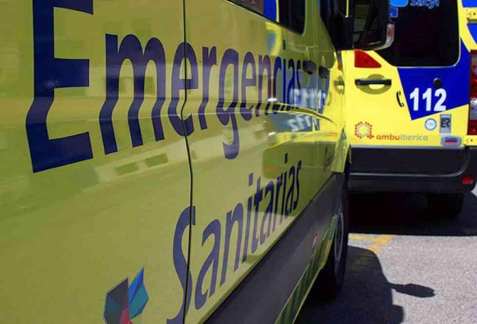 La niña atropellada en Soria sufre una fractura en la pierna