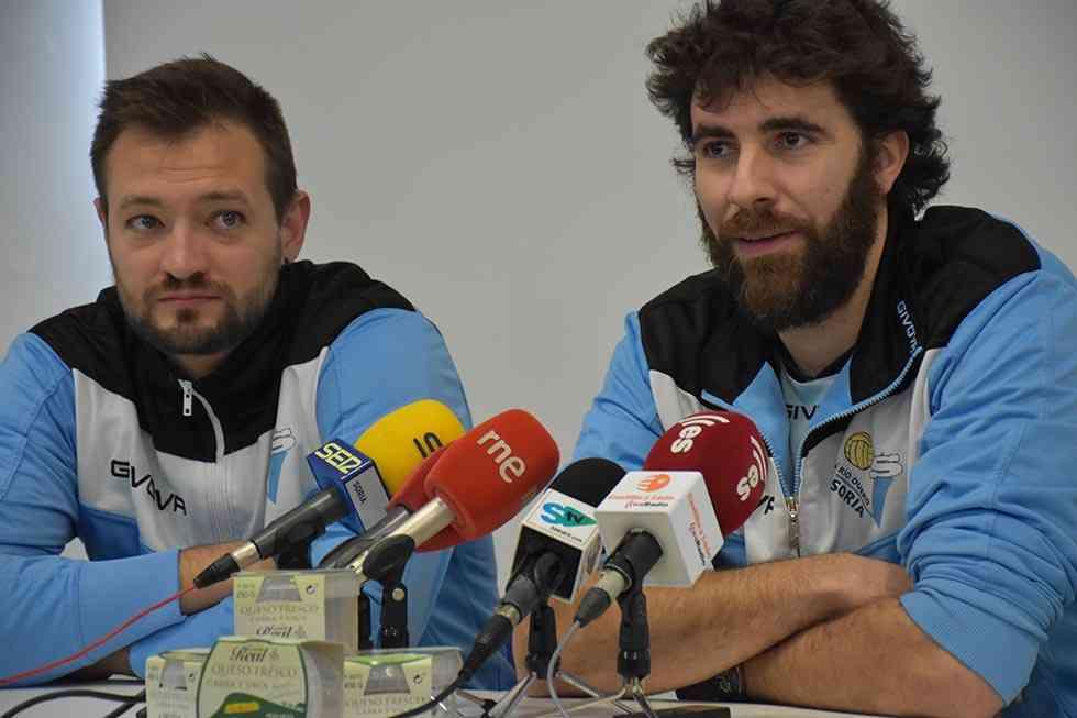 """Río Duero, con """"riesgos"""" para prolongar semifinal frente a Teruel"""