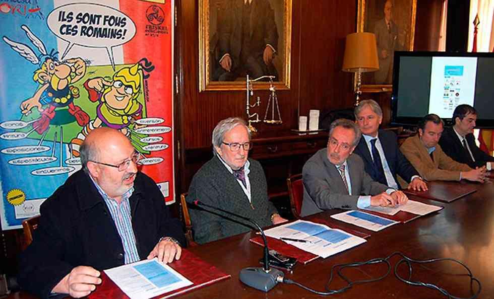 Programa oficial de la II Semana Francesa en Soria