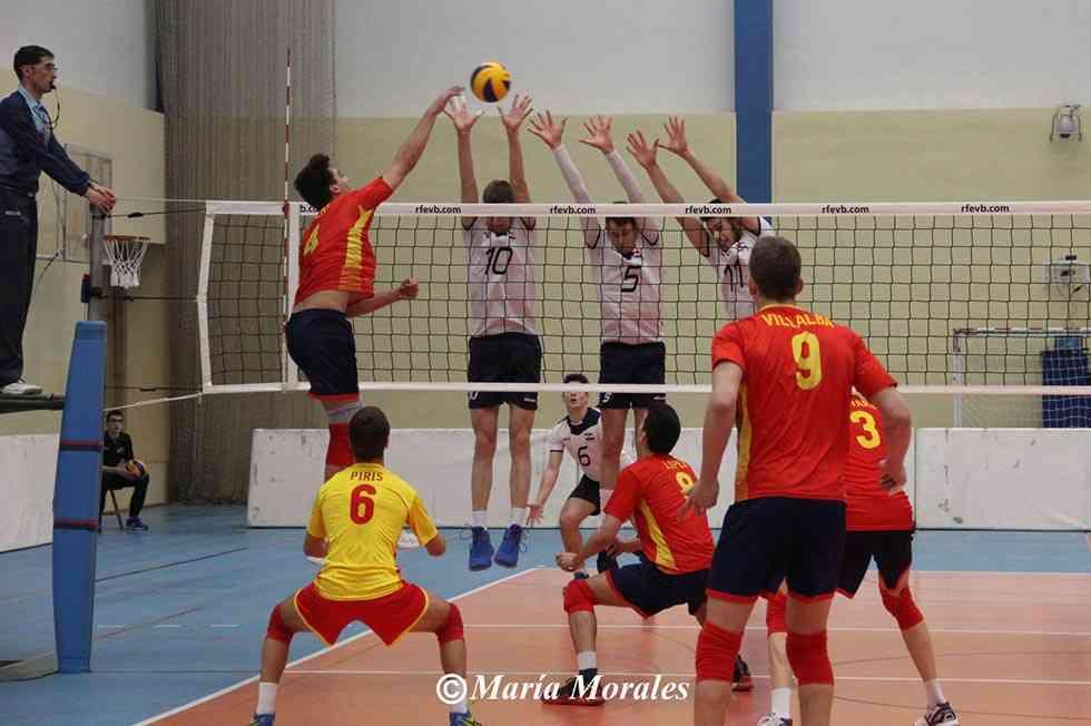 Dos sorianos disputan bilateral España-Croacia sub-20