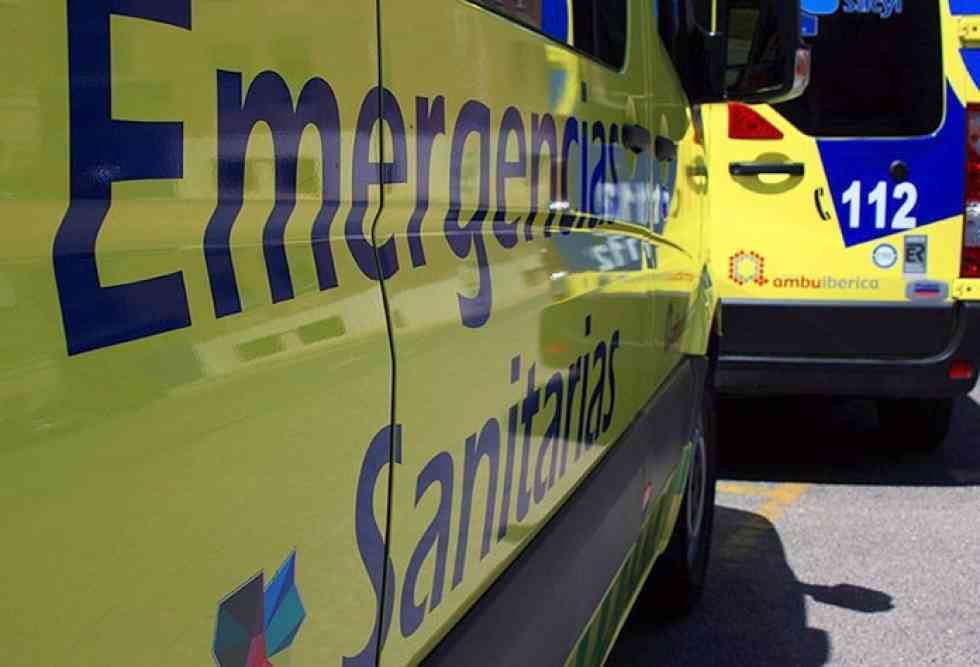 Una mujer, atropellada en la calle León, en Soria