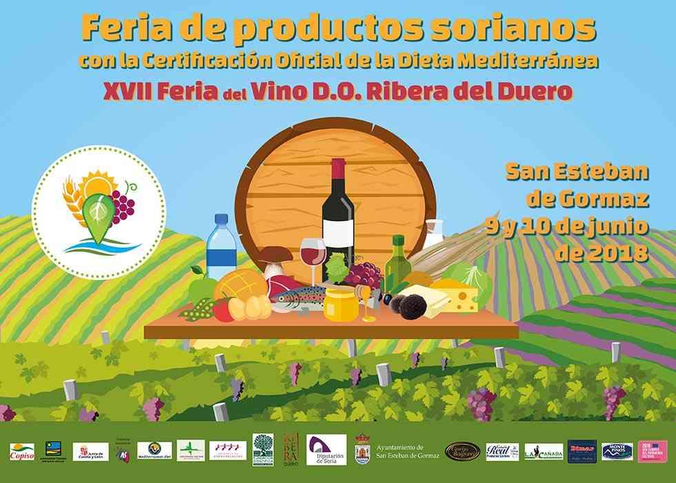 Tierras del Cid expone sus proyectos empresariales en Feria sanestebeña