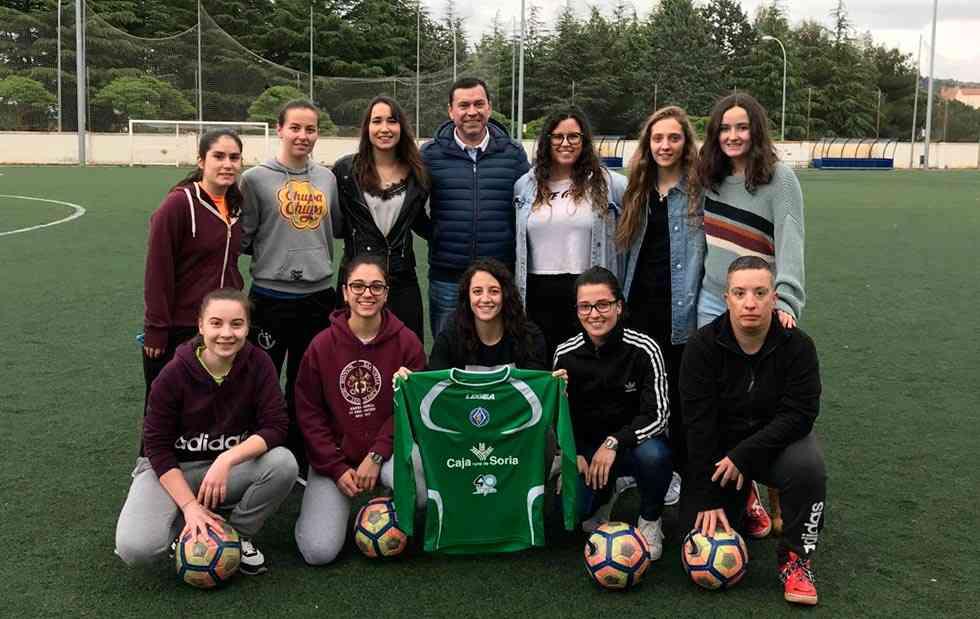 El C.D. San José impulsa el primer equipo femenino en regional