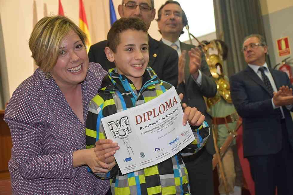 Premiados en el concurso escolar ¿Qué es Numancia para tí?