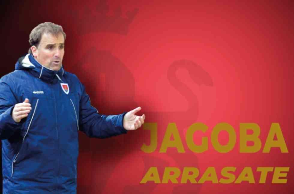 Osasuna oficializa el fichaje de Arrasate como entrenador