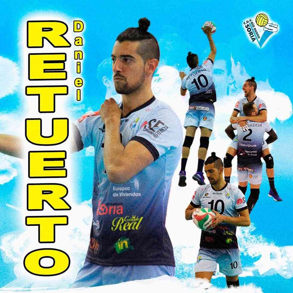 Rituerto, primera renovación en Río Duero Soria