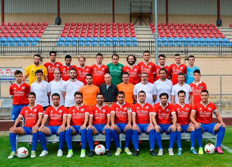 El Uxama, una temporada más en Tercera División